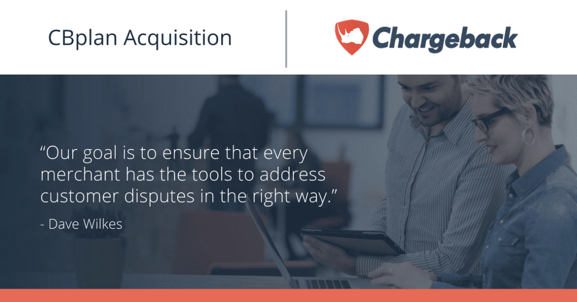 Chargeback Acquires CBplan