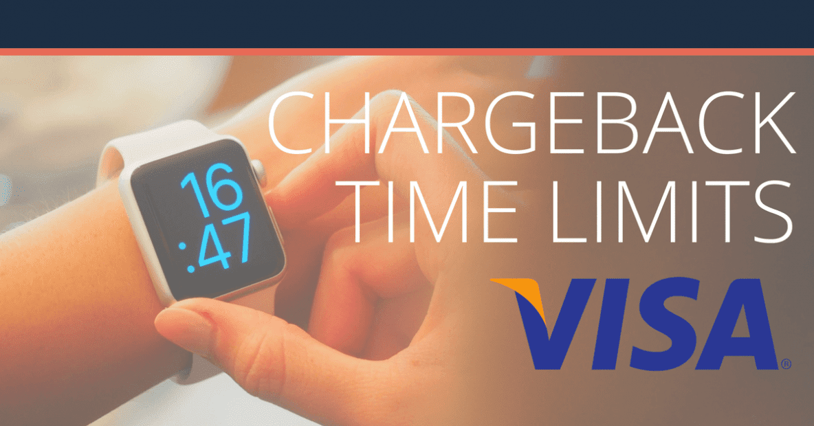 Chargeback Time Limits - Visa