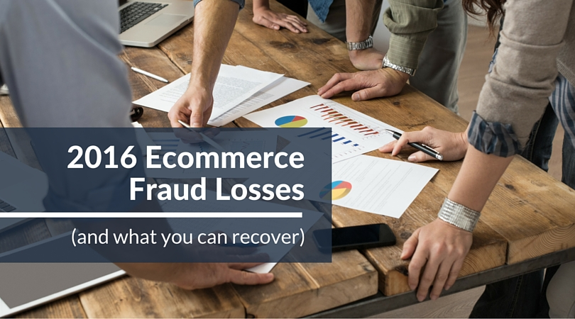 Ecommerce fraud losses