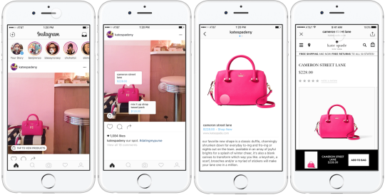 Social Commerce Shoppable Instagram Posts