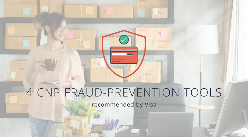 CNP fraud prevention tools