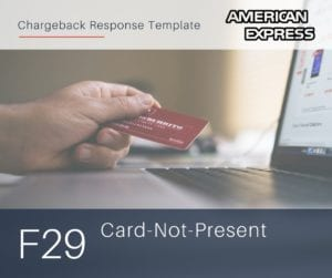 chargeback-response-template-for-american-express-reason-code-f29-cnp