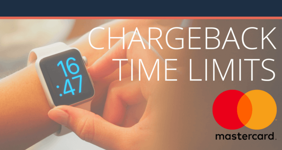 Chargeback Time Limits - MasterCard