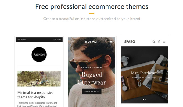 shopify-ecommerce-themes